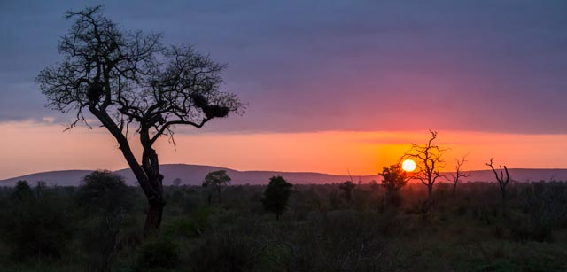 Sunrise, Lower Sabie