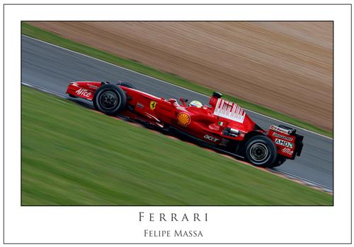 Filipe Massa..... Ferrari