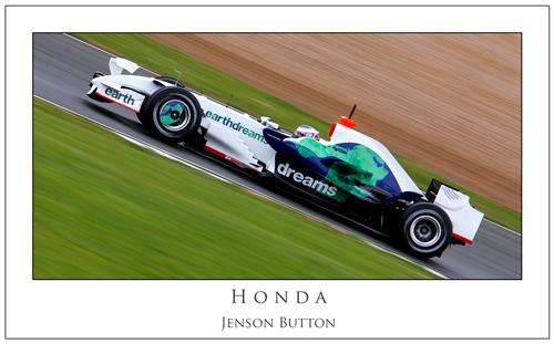 Jenson Button... Honda