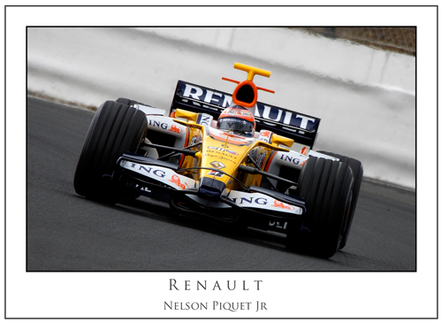 Nelson Piquet Jr... Renault