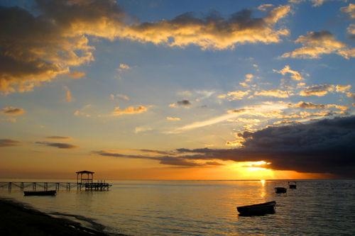 Sunset II...
