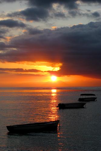Sunset I...