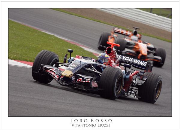 Vitantonio Liuzzi - Toro Rosso