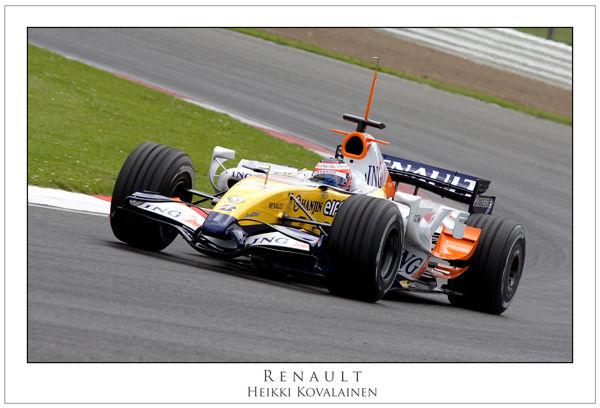 Heikki Kovalainen - Renault