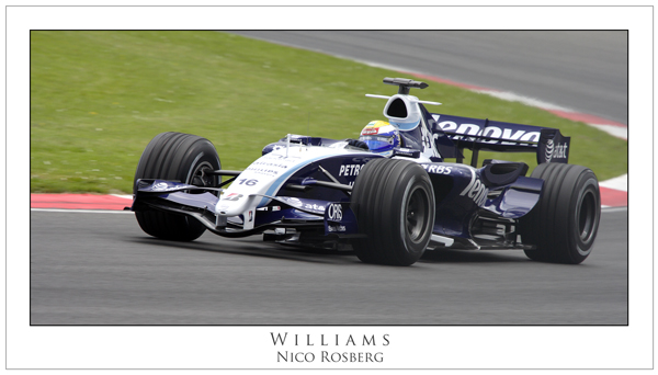 Nico Rosberg - Williams