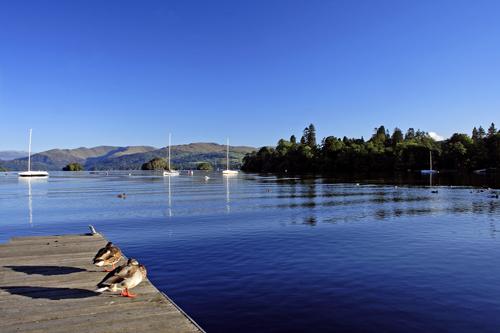 Lake Windermere II...