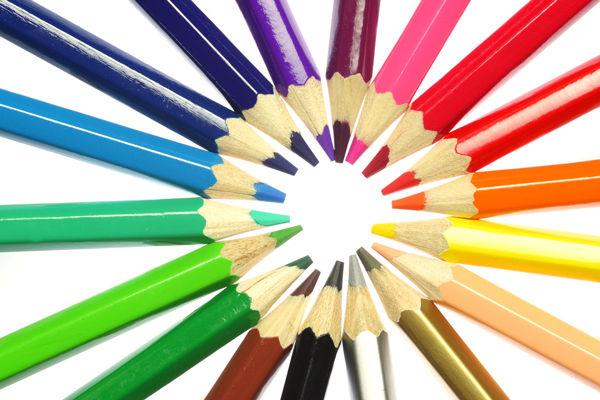 Colourful Pencils....