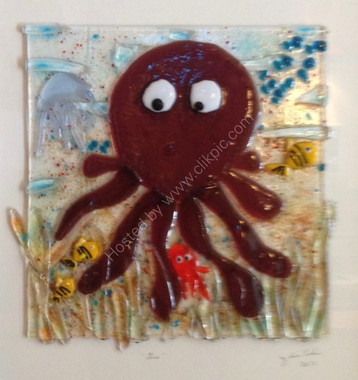 Olive the Octopus