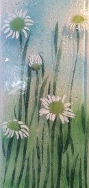 DAISY WALL PANEL  (22cm x 60cm)