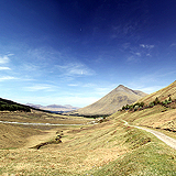 Bridge of Orchy to Tyndrum
