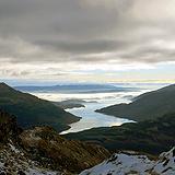Mist over Loch Lomond