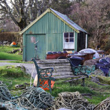 Shed in Colour