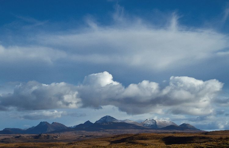 Cloudscape Wester Ross