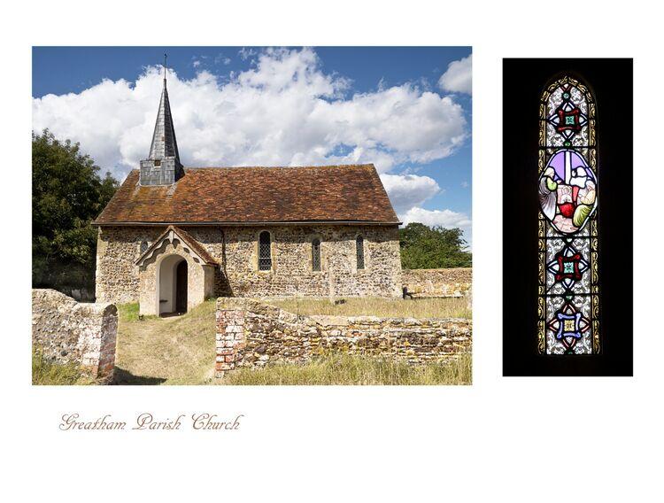 Greatham Parish Church