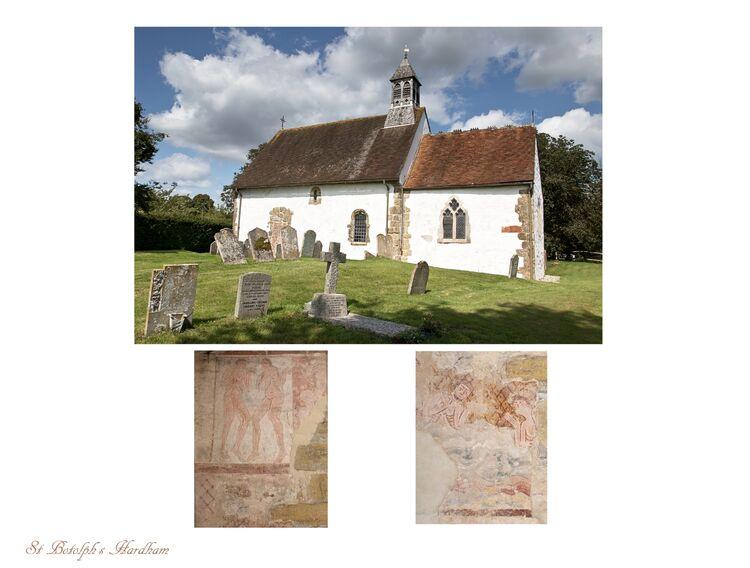 St Botolph's Hardham