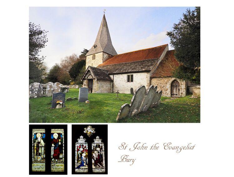 St John the Evangelist Bury