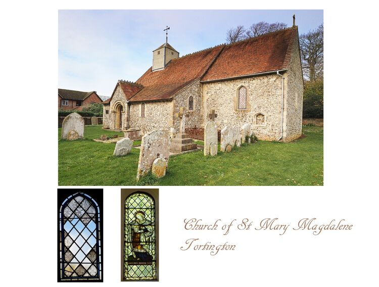 St Mary Magdalene Tortington