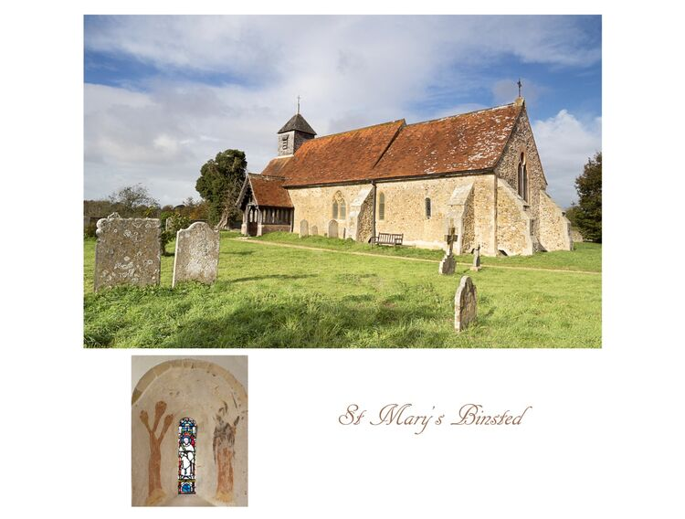 St Mary's Binsted