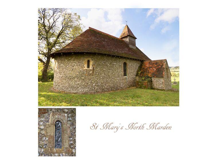 St Mary's North Marden