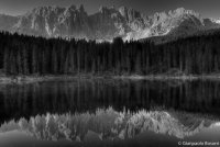 Latemar e Lago Carezza (Trentino)