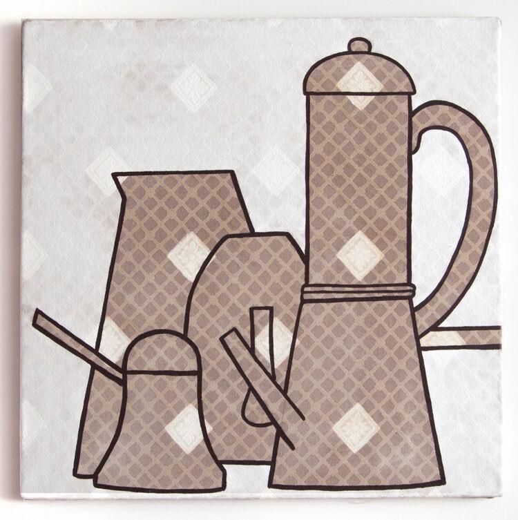 Fabrics-coffe