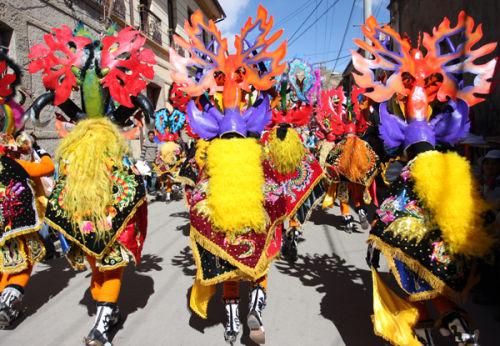 oruro carnaval, bolivia 09