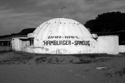 the fast food bunker