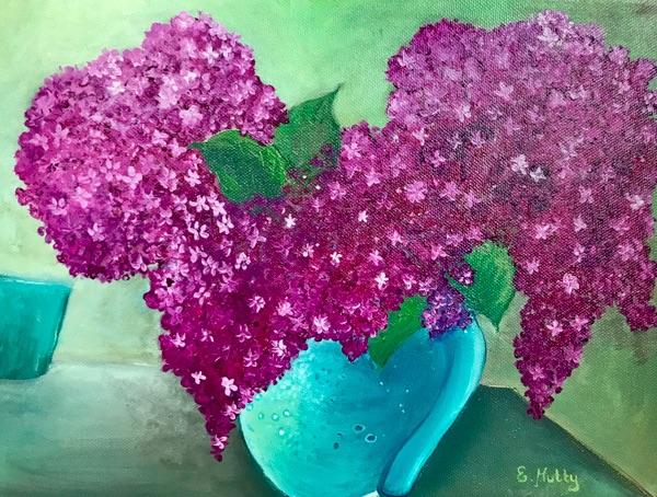 - Just Lilacs -