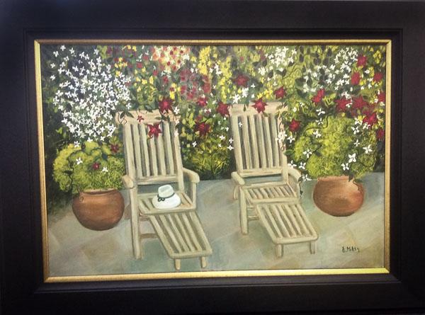 - The Deckchairs -