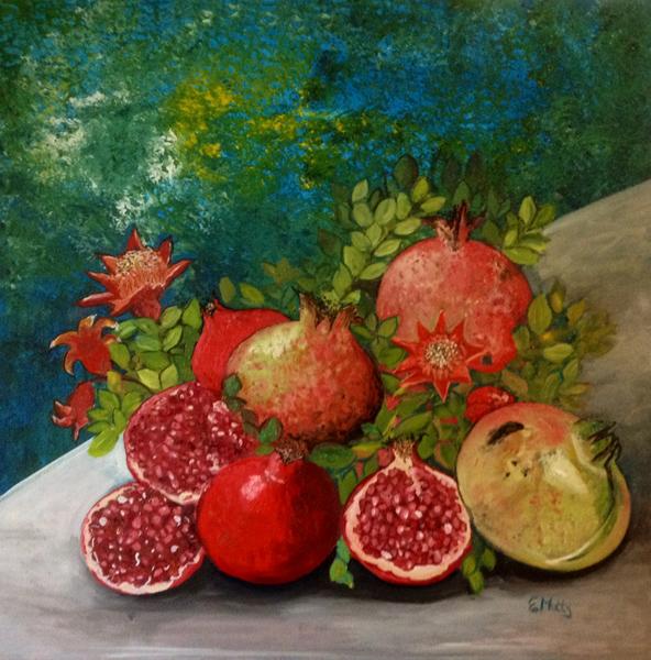 - The Juicy Pomegranates -