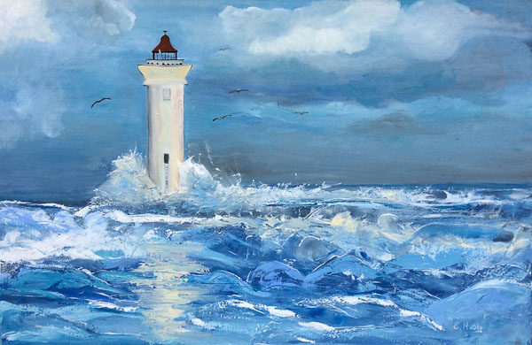 - The Lighthouse -