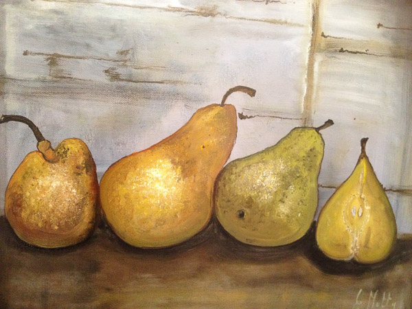 - Four Pears -