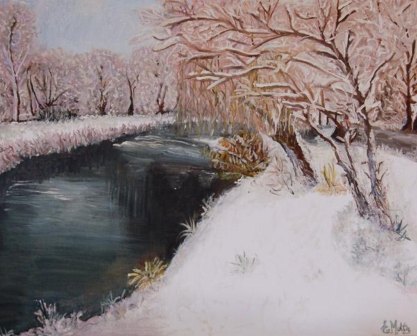 - Frozen River -