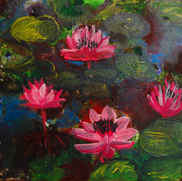 - Lily Pads -