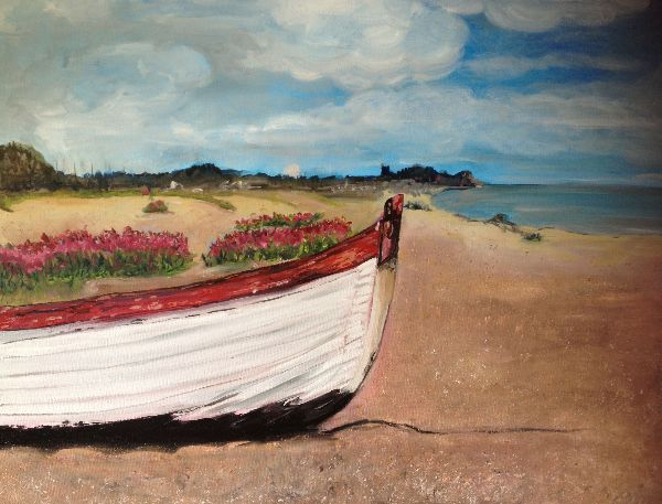 - The Red Boat -