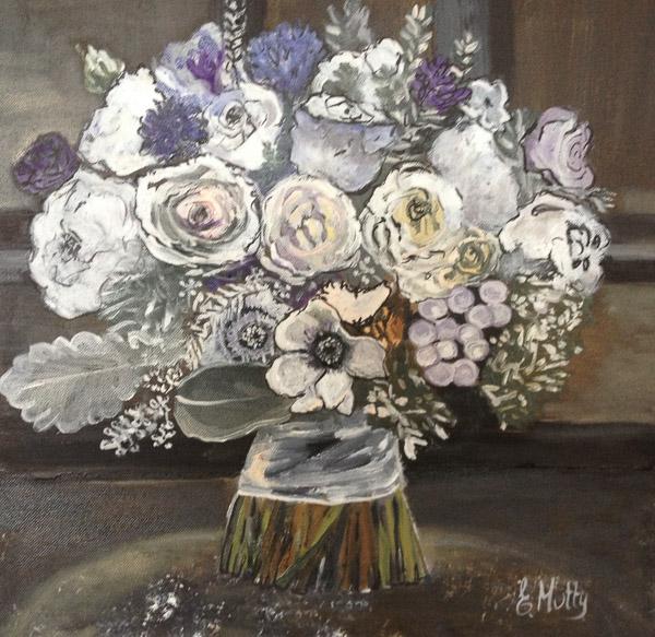 - White Bouquet -