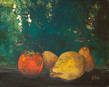 - Persimmon & Pears -