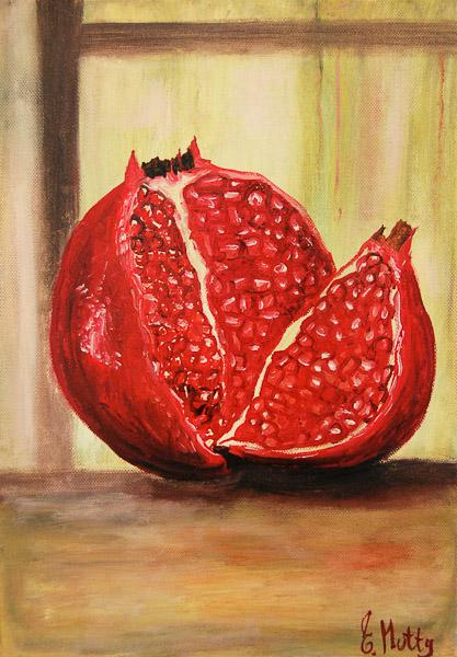 - Pomegranate -