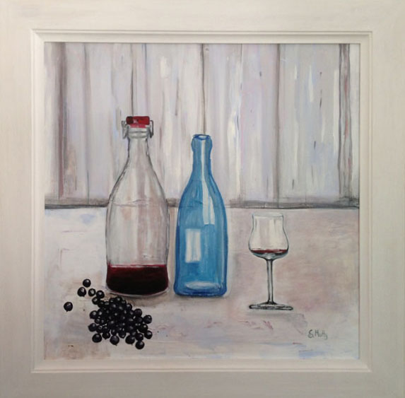- Blueberries and Wine -