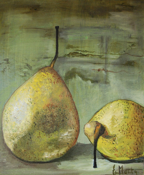 - Two Pears -