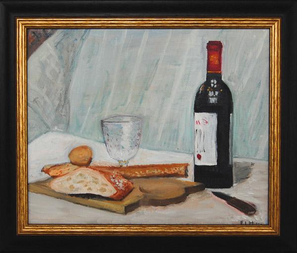 - Bread & Wine -