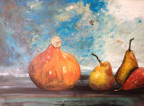 - Pears and Squash -