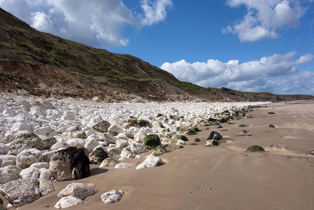 Bempton beach