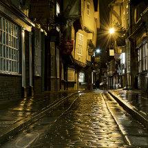The Shambles, York