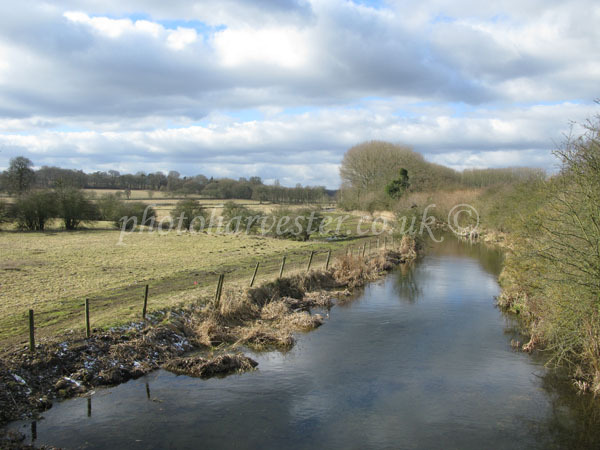 River Ver at St Albans