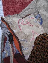 Detail of cushion