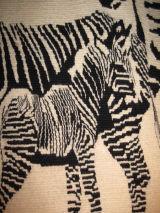 Zebras (detail) - zebra baby