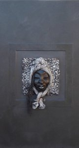 Goddess In Silver 2
