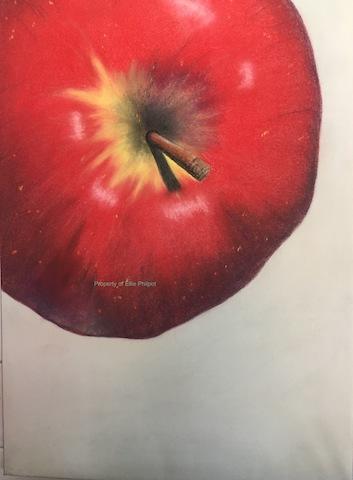 Apple in the Corner.