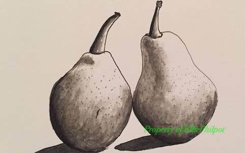 Two pears 2